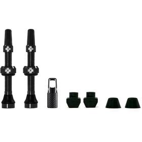 Muc-Off MTB & Road Kit valvola tubeless 60mm, nero